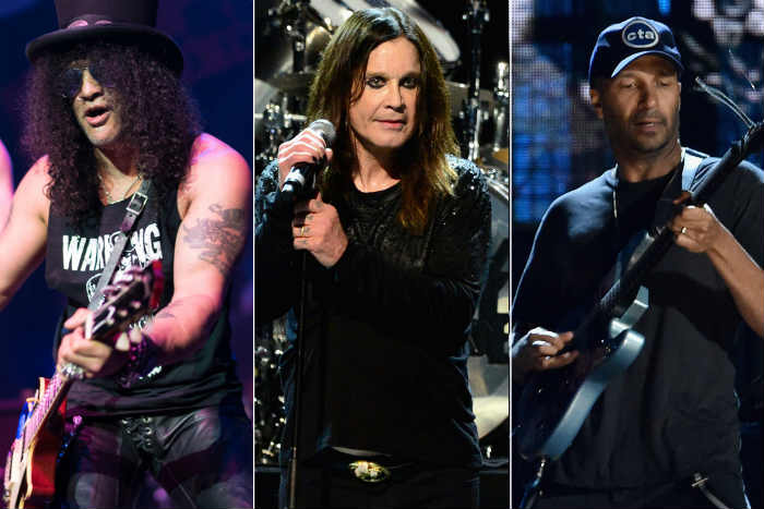 Slash Ozzy Osbourne Tom Morello Supergroup