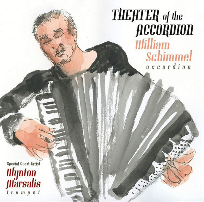 Theater of the Accordion William Schimmel Mahler