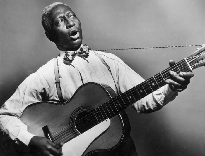 Lead Belly Smithsonian