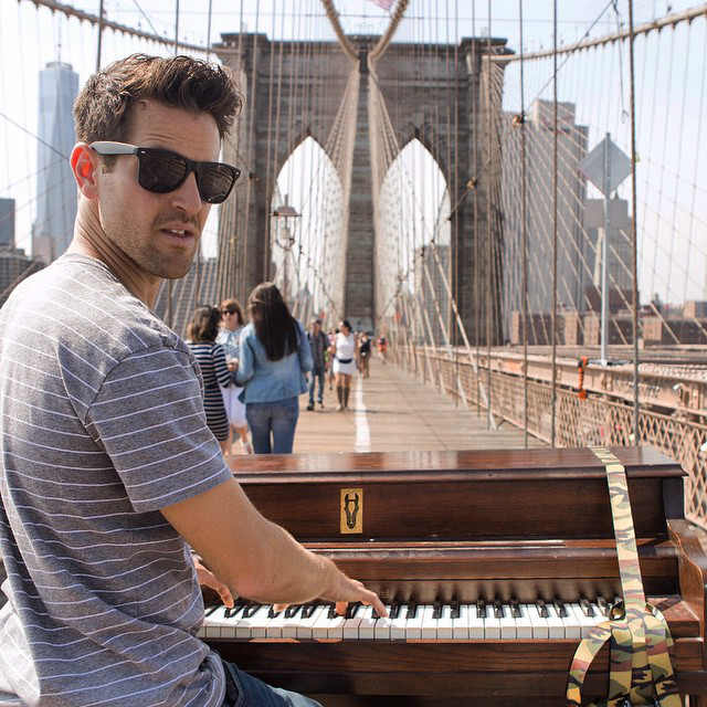 piano around the world new york