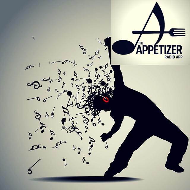 Appetizer Radio App Indiegogo