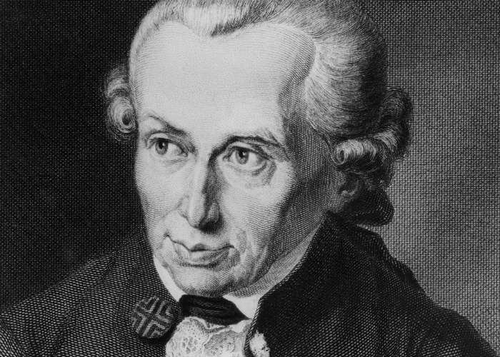 Immanuel Kant music quote