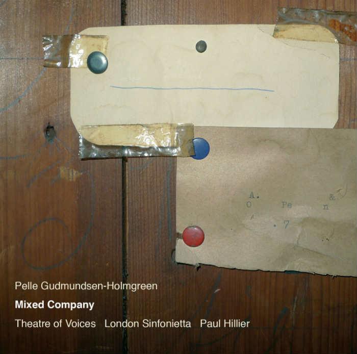 Pelle Gudmundsen-Holmgreen Mixed Company