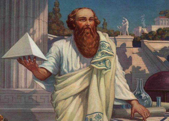 Pythagoras music quote