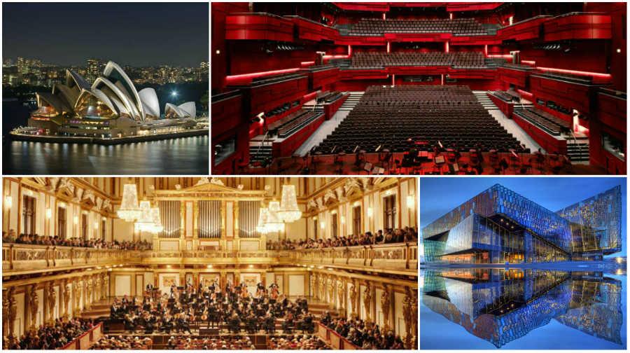amazing concert venues