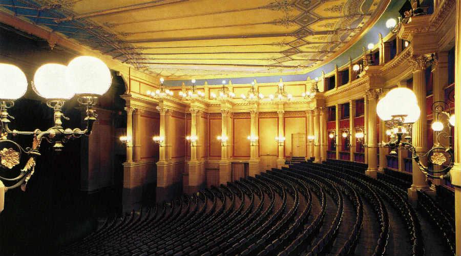 bayreuth festspiel interior