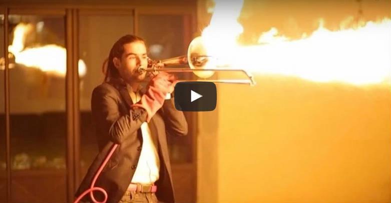 pyro trombone valentin guerin