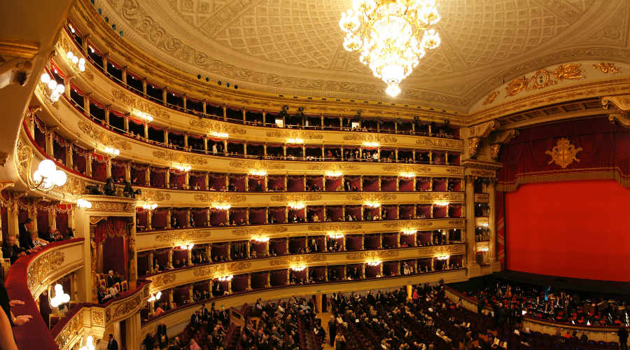 Teatro alla scala milano opera house