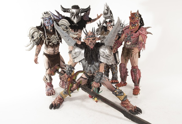 GWAR heavy metal