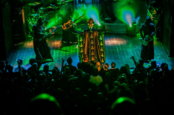 Ghost live in Utrecht
