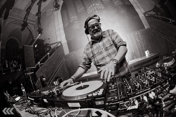 GraemePark DJ Hacienda Club
