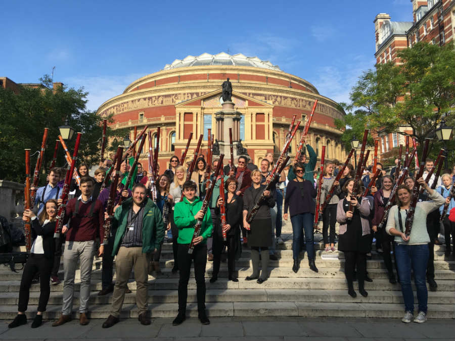 international bassoon day royal albert hall