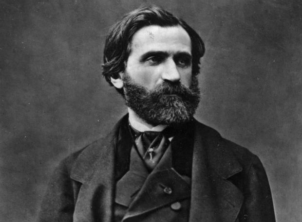 Giuseppe Verdi - Hulton Archive / Getty Images