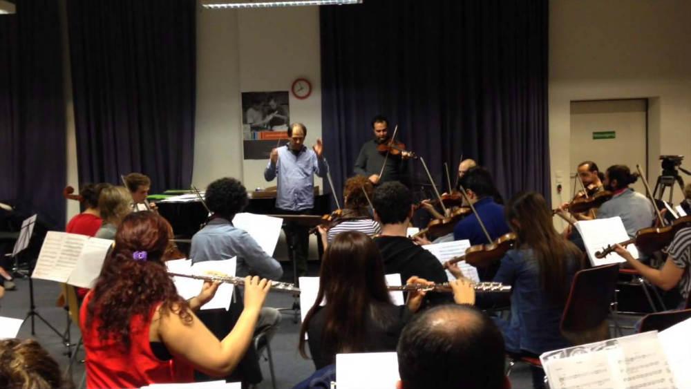 the syrian expat philharmonic orchestra SEPO