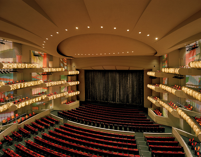 Muriel Kauffman Theatre photo by Tim Hursley