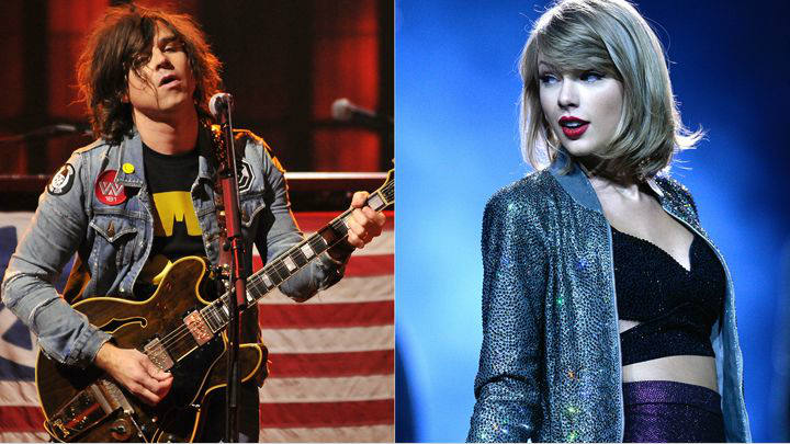 ryan adams covers taylor swift