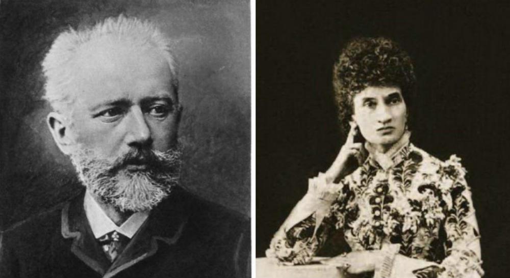 tchaikovsky nadezhda von meck