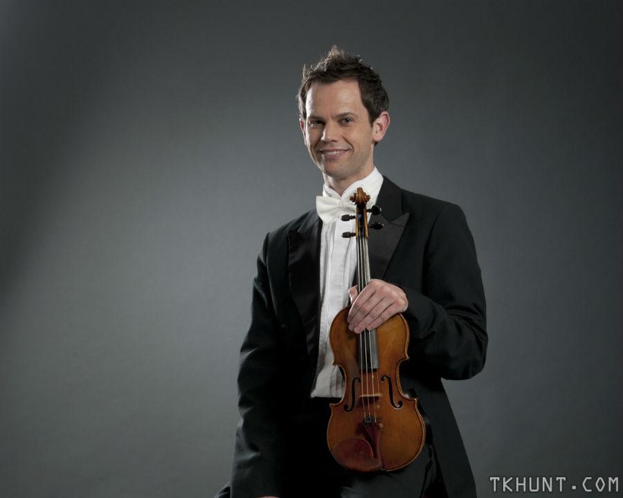 James Cuddeford concert master hong kong sinfonietta