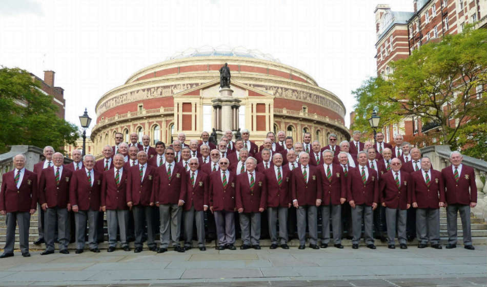 dunvant male choir
