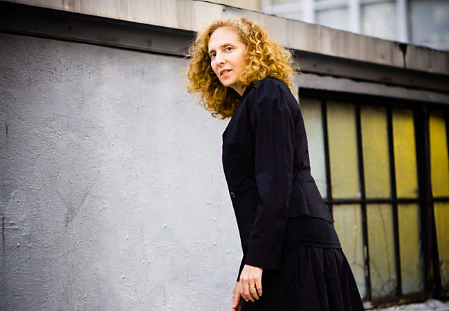 Julia Wolfe won the 2015 Music Pulitzer for 'Anthracite Fields' - Photo: Peter Serling/NPR