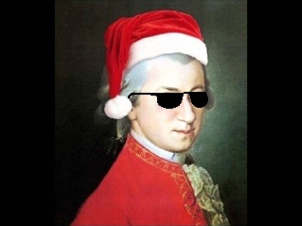 mozart christmas