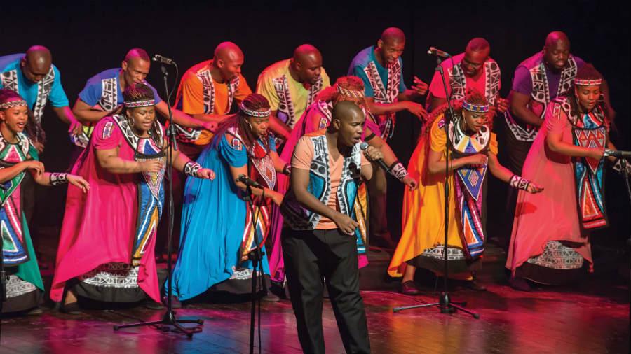 Soweto Gospel Choir - Copyright © 2015 Soweto Gospel Choir