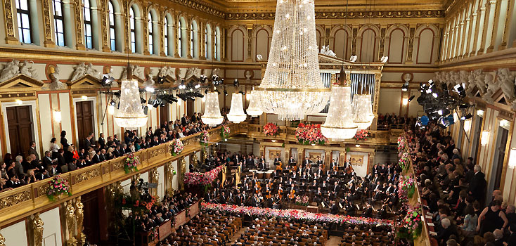 vienna philharmonic new years