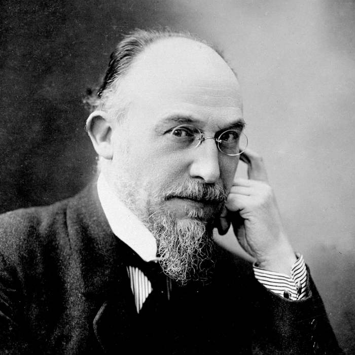 Satie had food obsessions