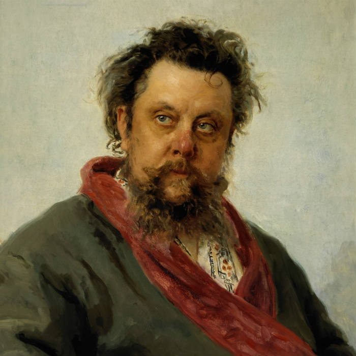 Mussorgsky had dipsomania