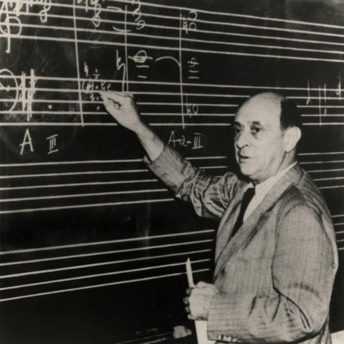 Schoenberg had Triskaidekaphobia