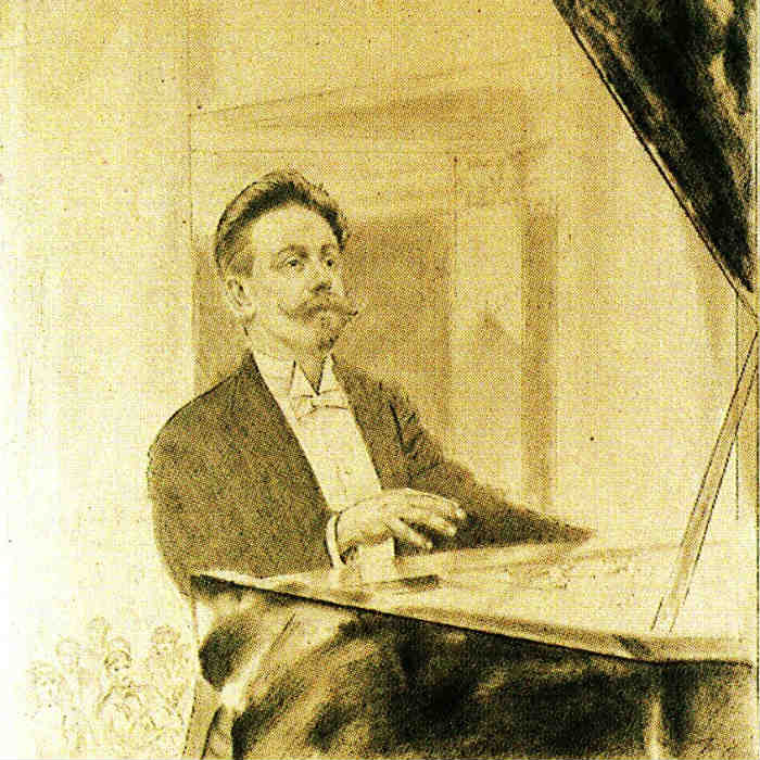 Scriabin might have had Narcissist Personality Disorder