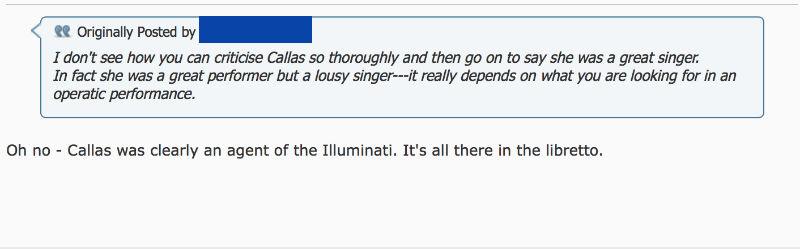 Maria Callas Illuminati