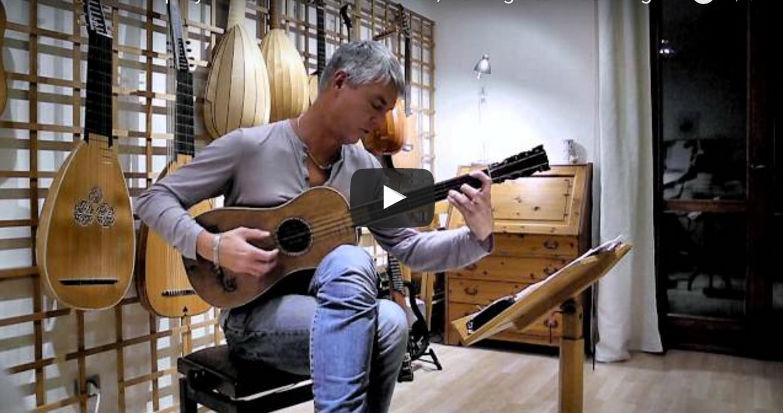 Sabionari Guitar Stradivarius