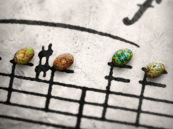 Musical-Easter-Eggs