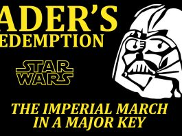 Vader Redemption or The Imperial March