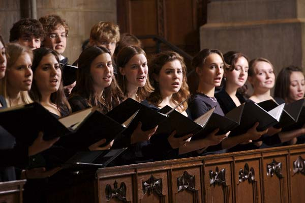 choir singing benefits