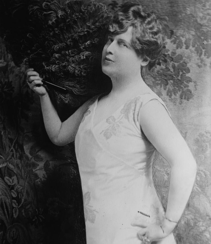 Jenkins made an appearance at Carnegie Hall a month before her death.