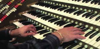 Star Wars Main Theme Performed on a Pipe Organ