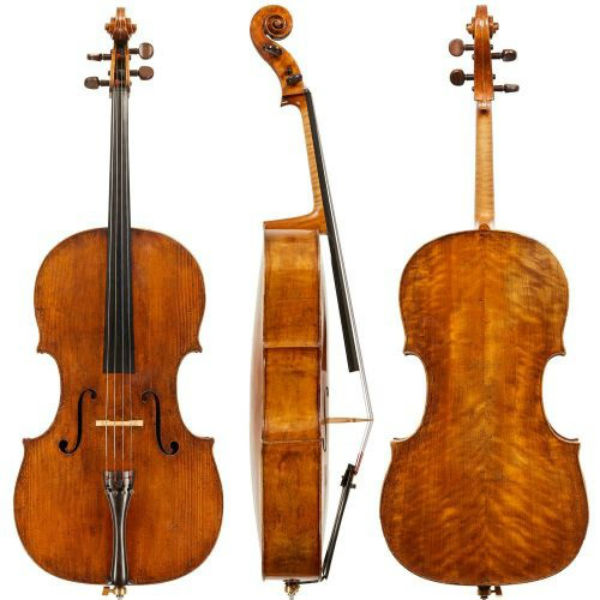 Guadagnini Cello sells through Tarisio Auctions for 1.5 Million Dollars