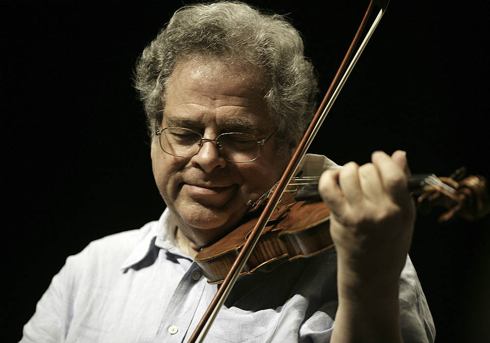Itzhak Perlman cancels North Carolina performance over discriminatory law