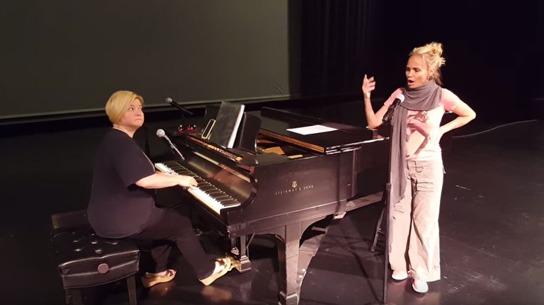 game of thrones cover broadway Kristin Chenoweth