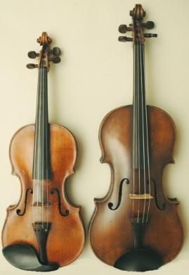 Differences Between Violin and Viola