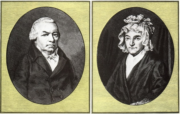 Parents of Beethoven