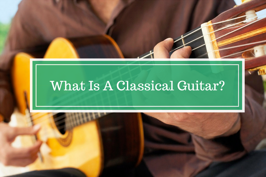 What is a classical guitar
