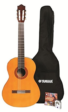 Yamaha C40 GigMaker Classical Acoustic Guitar Package