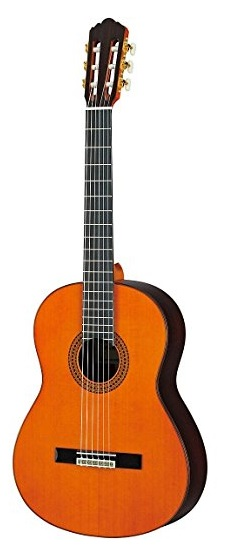 Yamaha GC22 Handcrafted Classical Guitar Cedar