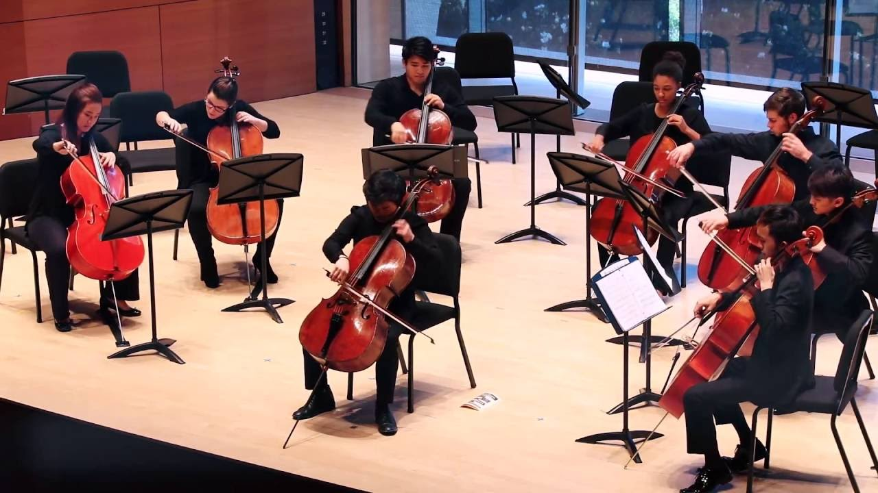 Rachmaninov's 'Vocalise' is dreamy on cello