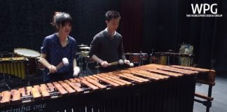 Bach Sounds Amazing on the Marimba