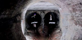 Dissonant Duet Played in a Sewer