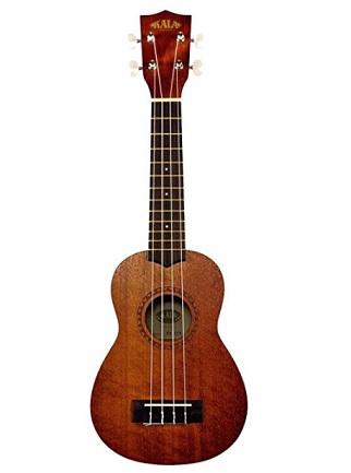 """30 best ukulele reviews 2019 best ukulele brands """"best ukeleles kala ka 15s mahogany soprano ukulele"""